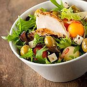 recept frisse fruitige salade - recette salade fruitée rafraichissante