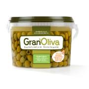 Groene olijven naturel
