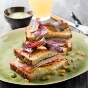 Recept Tosti - Croque - Tropical