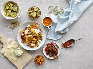 Nieuwe recepten voor kookinspiratie