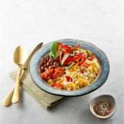 Parelcouscous bowl Orientaals